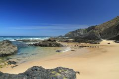 Carriagem beach Royalty Free Stock Photos