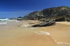 Carriagem beach Stock Photos