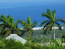 Carribbean θάλασσα Στοκ εικόνες με δικαίωμα ελεύθερης χρήσης