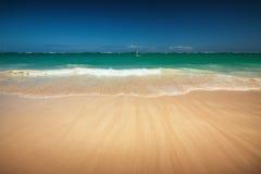 Carribean sea, beautiful panoramic view Stock Photos