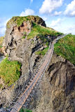 Carrick-a-Rede Images stock
