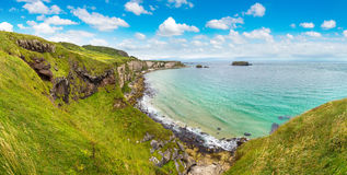 Carrick-a-Rede, Causeway Coast Stock Images