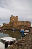 carrickfergus城堡爱尔兰 免版税库存照片