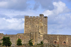 Carrickfergus Castle Royalty Free Stock Photo