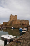 Carrickfergus Castle, Ireland Royalty Free Stock Photo