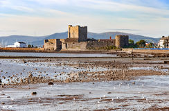 Carrickfergus Castle, Northern Ireland Stock Image