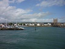 Carrickfergus, Irlanda do Norte Foto de Stock Royalty Free