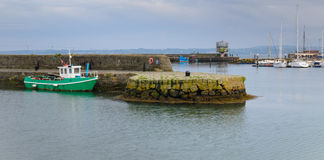 Carrickfergus Quayside Stock Photography