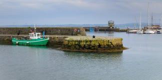 Carrickfergus Quayside Fotografia Stock