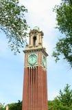 Carrie塔,布朗大学,罗德岛州 库存照片