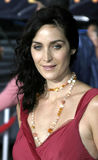 Carrie-Anne Moss Royalty Free Stock Images