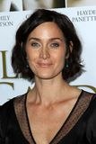 Carrie Anne Moss, Carrie Anne Moss, Carrie-Anne Moss. Carrie-Anne Moss  at the  Fireflies In The Garden Film Premiere, Pacific Theaters, Los Angeles, CA 10-12-11 Stock Images