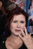 Carrie Fisher Royalty Free Stock Photo