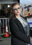 Carrie Fisher Stock Photography