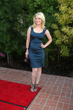 Carrie Keagan. Arriving Saturn Awards 2009 at the Castaways in Burbank, CA  on June 24, 2009 Royalty Free Stock Photography