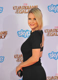 Carrie Keagan. LOS ANGELES, CA - JULY 21, 2014: Carrie Keagan at the world premiere of Guardians of the Galaxy at the El Capitan Theatre, Hollywood Stock Photo