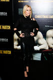 Carrie Keagan. NEW YORK-DEC 16: TV personality Carrie Keagan attends the world premiere of Grudge Match at the Ziegfeld Theatre on December 16, 2013 in New York Stock Photography