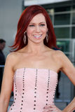carrie preston royaltyfria bilder