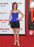 carrie preston royaltyfri bild