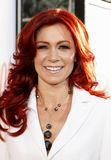 Carrie Preston foto de stock