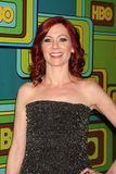 Carrie Preston Stock Image