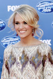 Carrie Underwood. LOS ANGELES - MAY 25:  Carrie Underwood  arriving at the 2011 American Idol FInale  at Nokia at LA Live on May 25, 2011 in Los Angeles, CA Stock Photos