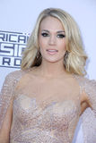 Carrie Underwood Lizenzfreies Stockfoto