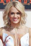 Carrie Underwood Imagen de archivo libre de regalías