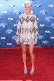 Carrie Underwood. At the 'American Idol' Season 10 Finale Arrivals, Nokia Theatre L.A. Live, Los Angeles, CA. 05-25-11 Royalty Free Stock Photos