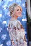 Carrie Underwood. At the 'American Idol' Season 10 Finale Arrivals, Nokia Theatre L.A. Live, Los Angeles, CA. 05-25-11 Stock Photos
