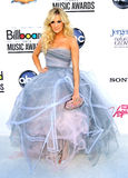Carrie Underwood arrives at the 2012 Billboard Awards. LAS VEGAS - MAY 20:  Carrie Underwood arrives at the 2012 Billboard Awards at MGM Garden Arena on May 20 Royalty Free Stock Photography