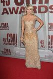 Carrie Underwood,CMA Award Stock Photo