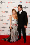 Carrie Underwood, Mike Fisher fotos de archivo