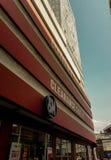 Carriedo centrum handlowe zdjęcia royalty free