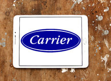 Carrier heating and cooling systems company logo Royalty Free Stock Photography