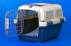 Carrier for pets Stock Photography