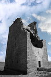 Carrigafoyle castle tower stock photos