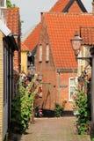 Carril de Jutlandia Imagen de archivo libre de regalías