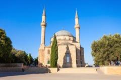 Carril de los mártires en Baku imagen de archivo libre de regalías