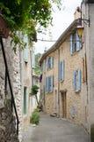 Carril francés Fotos de archivo libres de regalías