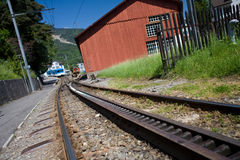 Carril suizo Imagen de archivo