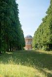 Carril y belvedere del árbol fotografía de archivo