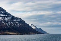 Carriles del ¡de SkÃ, Islandia Imagen de archivo libre de regalías