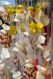 Carrilhão de vento Imagem de Stock