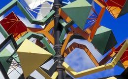 Carrilhão de vento de Manrique no.1 Fotos de Stock