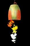 Carrilhões de vento cerâmicos foto de stock royalty free