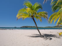 Carrillo-Strand im nahen von Samara Lizenzfreie Stockbilder