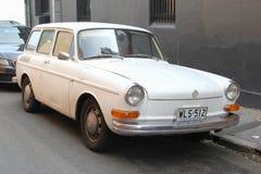 Carrinha de Volkswagen do Oldtimer em Adelaide Fotografia de Stock