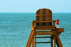 Carrinho 3 do Lifeguard Fotografia de Stock