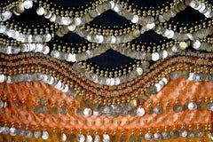 Carrinho da loja com lembranças turcas Imagens de Stock Royalty Free